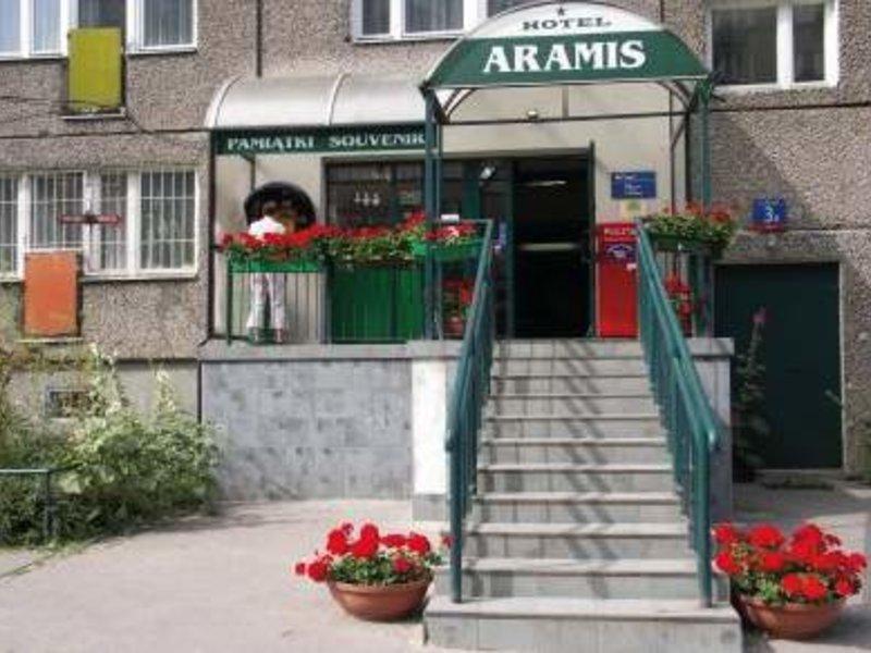 Aramis Außenaufnahme