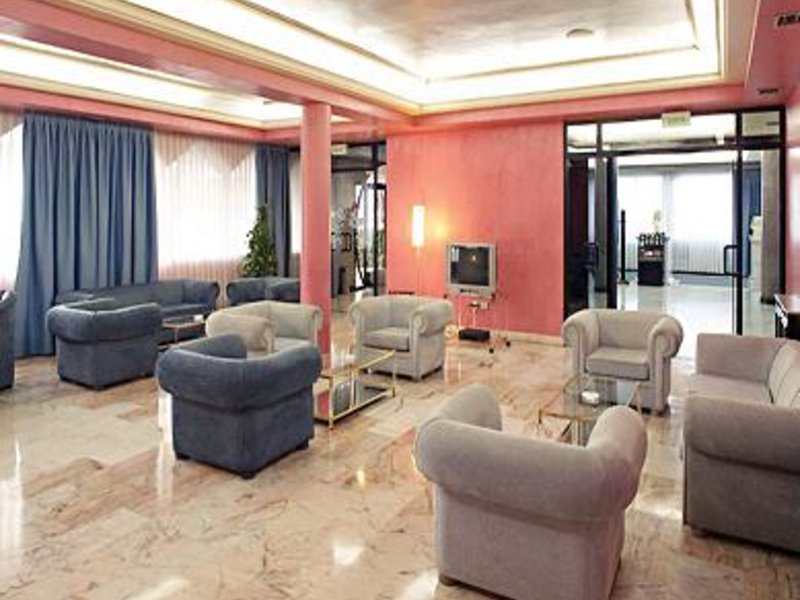 City House Las Lomas Lounge/Empfang