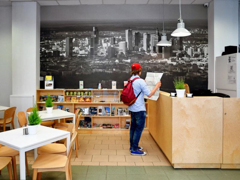 Hostel Centrum Warsaw Bar