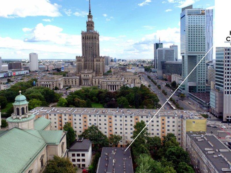 Hostel Centrum Warsaw Außenaufnahme