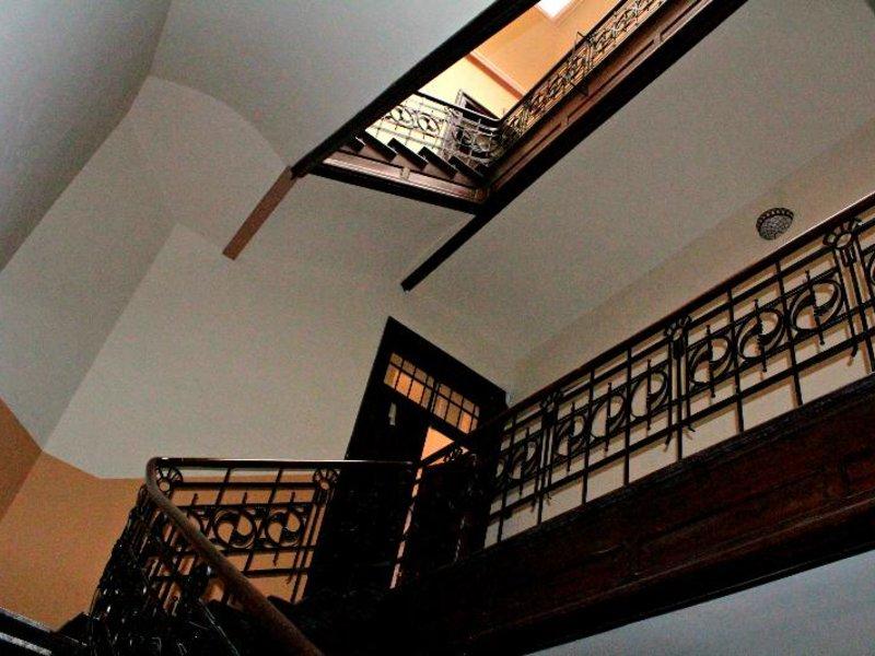 ApartmentsApart Krakow Lounge/Empfang