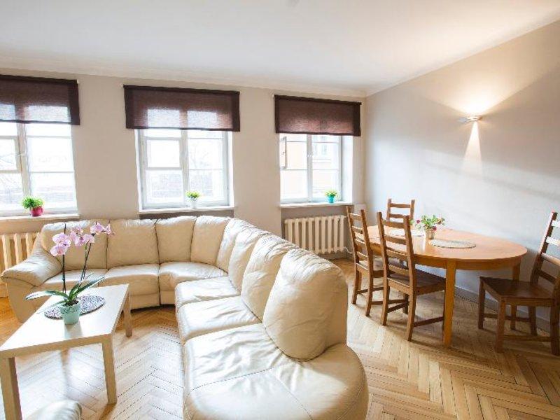 Old Town Apartments Wohnbeispiel