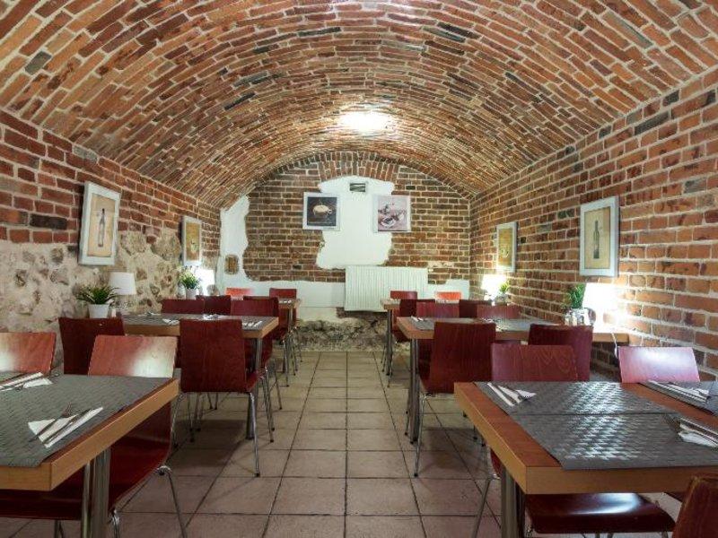 Aparthotel Pergamin Restaurant