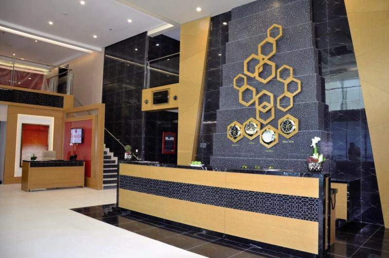 Ramada Hotel & Suites Amwaj Islands Lounge/Empfang