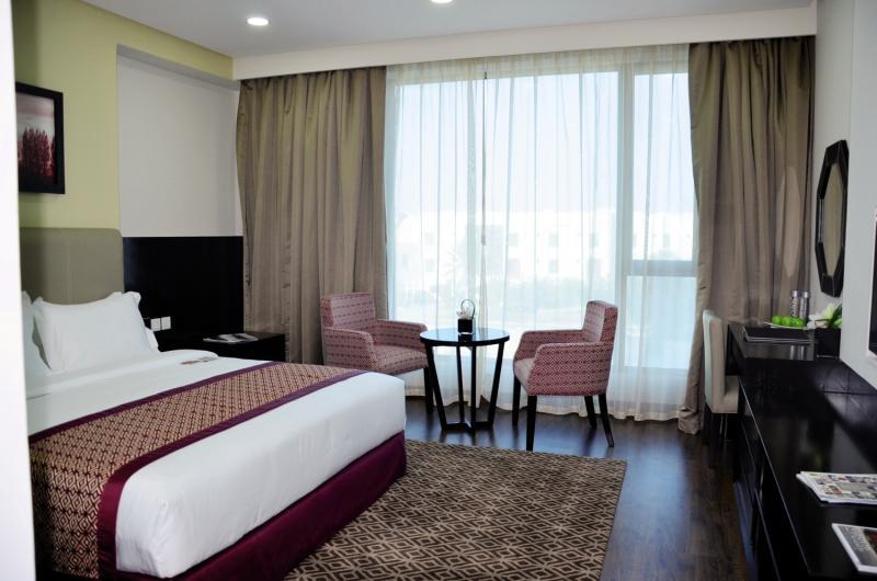 Ramada Hotel & Suites Amwaj Islands Wohnbeispiel