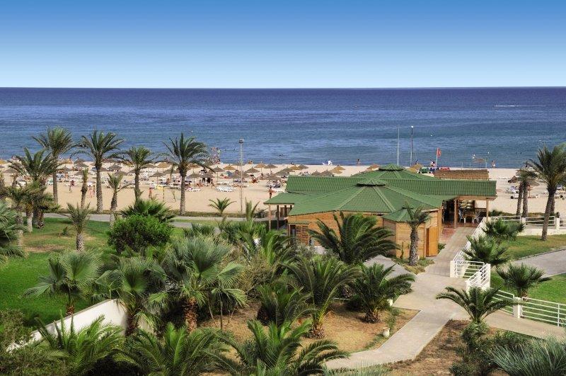 PrimaSol Omar Khayam Hammamet Resort & Aquapark Strand