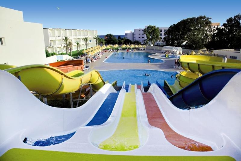 PrimaSol Omar Khayam Hammamet Resort & Aquapark Sport und Freizeit