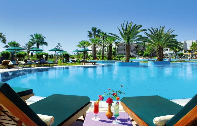 lti Djerba Plaza Thalasso & Spa Pool