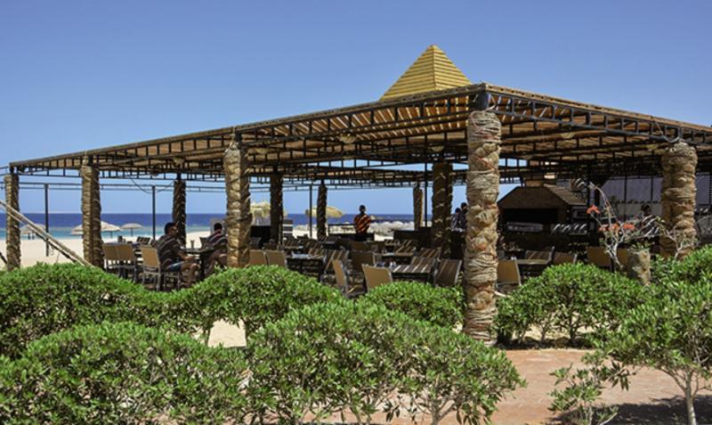 Gorgonia Beach Resort Bar