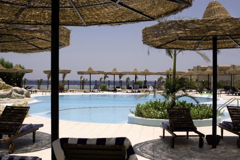 Elphistone Resort Terrasse