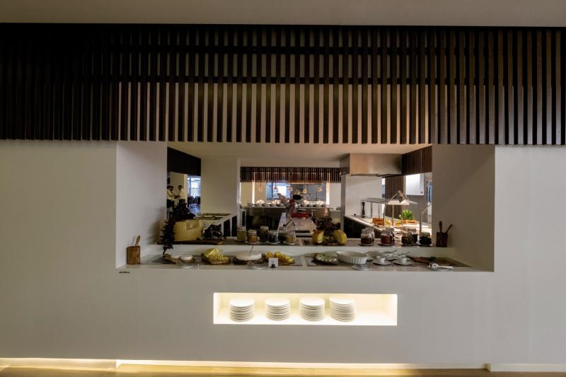 lti The Orangers Garden Villas & Bungalows Lounge/Empfang