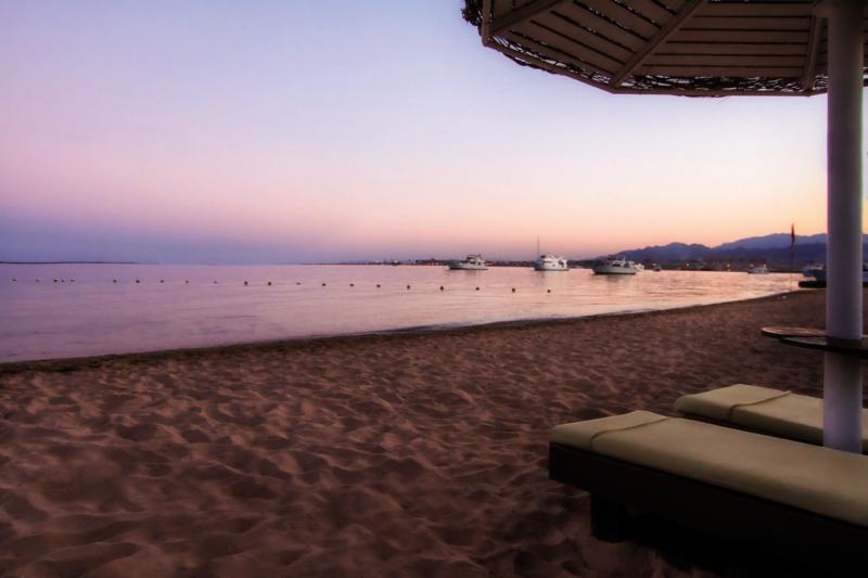 Sol y Mar Paradise Beach Landschaft