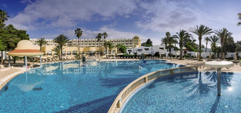 Steigenberger Marhaba Thalasso  Pool