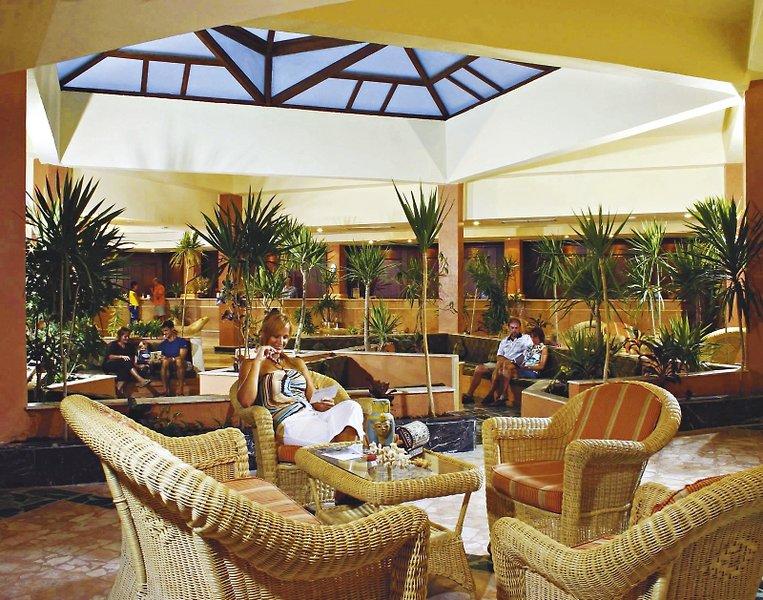 Sol y Mar Paradise Beach Lounge/Empfang
