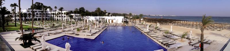 lti The Orangers Garden Villas & Bungalows Pool