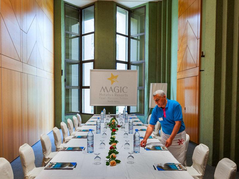 Manar Hotel by Magic Hotels & Resorts Konferenzraum