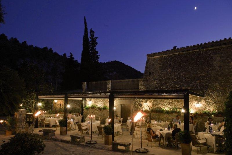 L´Hermitage Hotel & Spa Restaurant