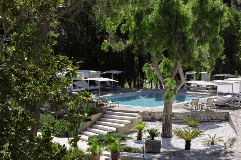 L´Hermitage Hotel & Spa Pool