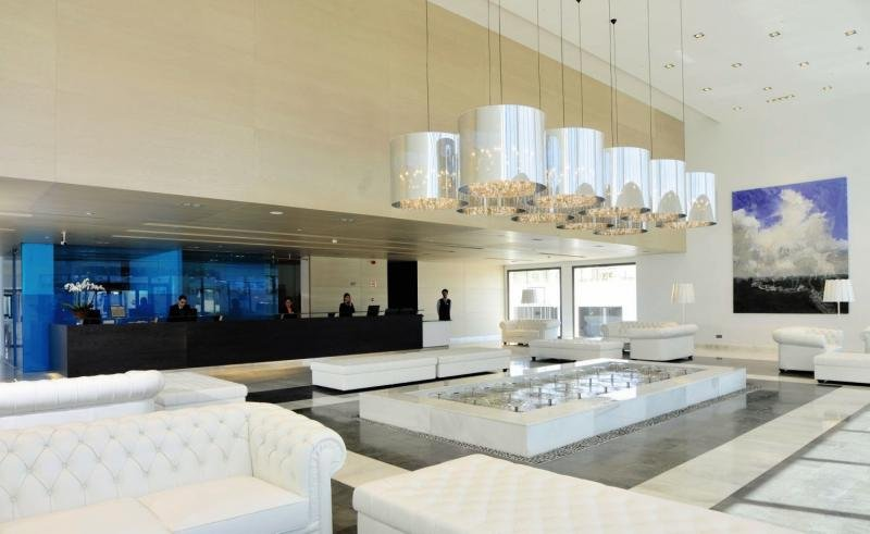 Hipotels Gran Conil Hotel & Spa Lounge/Empfang