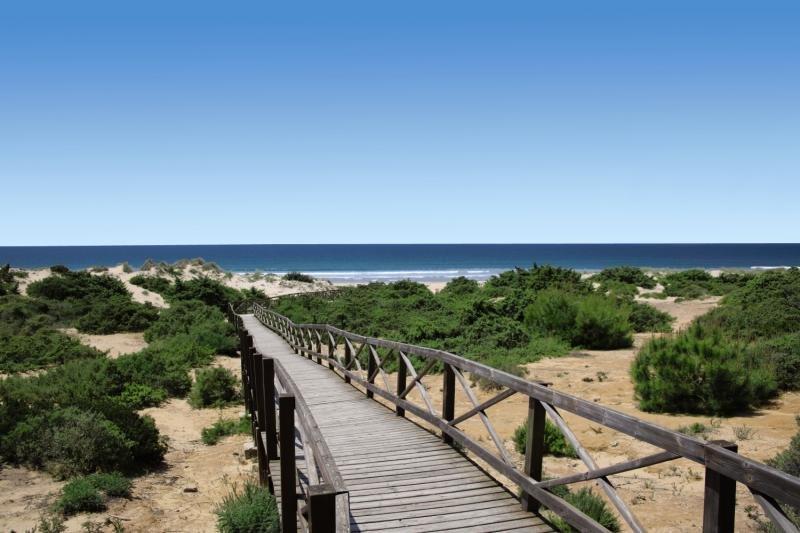 Iberostar Selection Andalucia Playa Landschaft