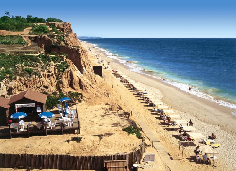 Alfamar Beach & Sport Resort Strand