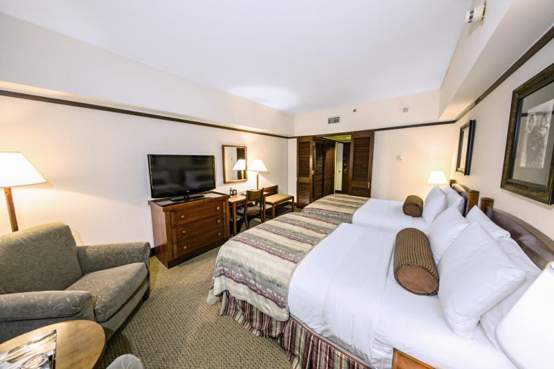 The Hotel Alyeska at Alyeska Resort Wohnbeispiel