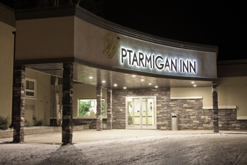 Ptarmigan Inn Hotel Außenaufnahme