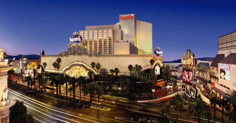 Harrah´s & Casino Außenaufnahme