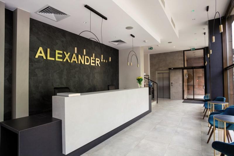 Alexander I Lounge/Empfang