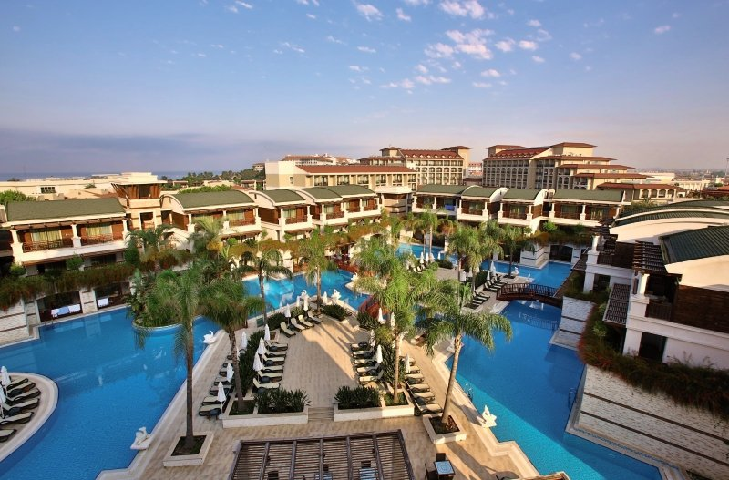 Sunis Kumköy Beach Resort & Spa Pool