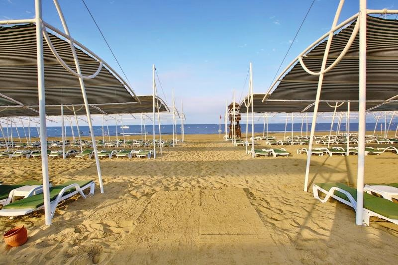 Sunis Kumköy Beach Resort & Spa Strand