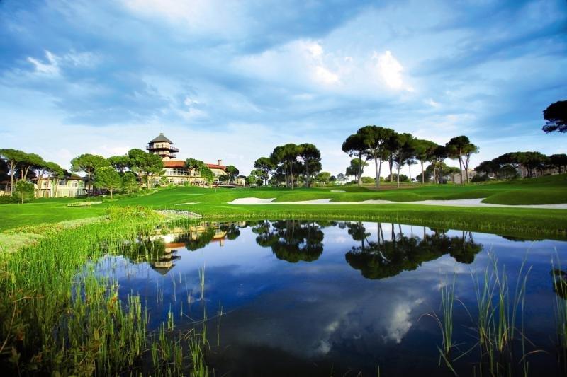 Maxx Royal Belek Golf Resort Landschaft