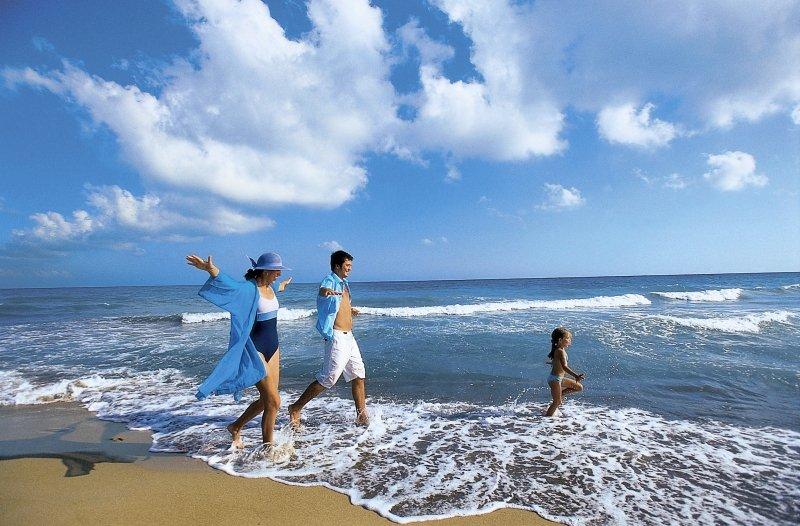 Seepark Sellin Ferienwohnungen Strand