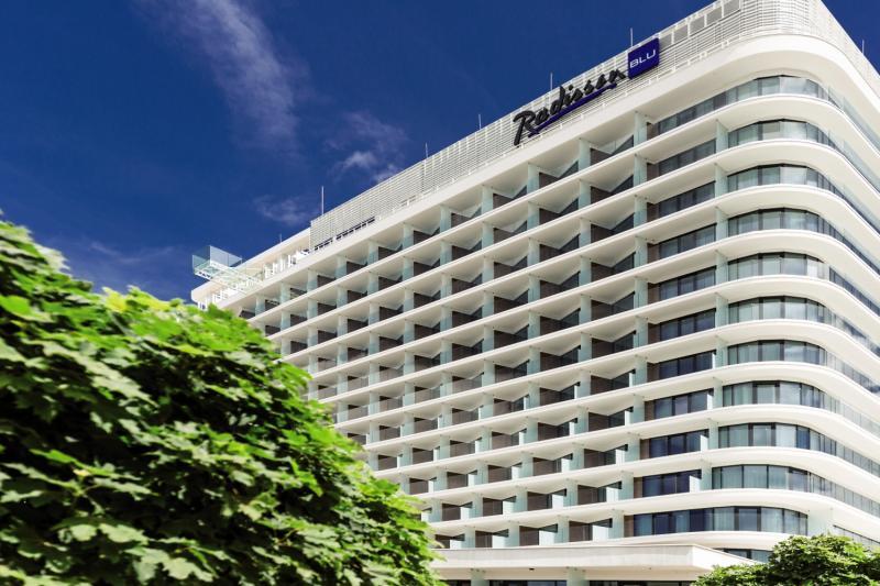 Radisson Blu Resort Swinoujscie Außenaufnahme