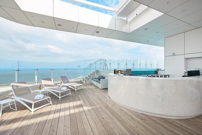 Radisson Blu Resort Swinoujscie Terrasse