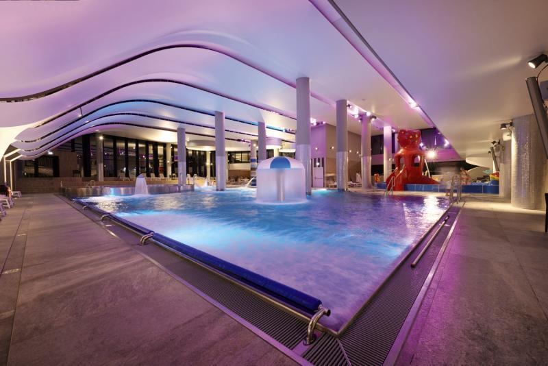 Radisson Blu Resort Swinoujscie Hallenbad