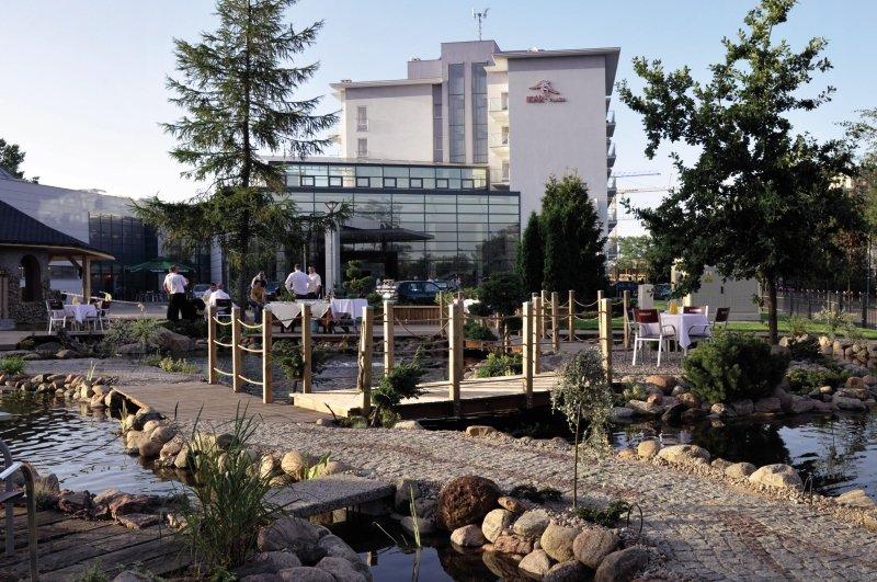 Ikar Plaza Außenaufnahme