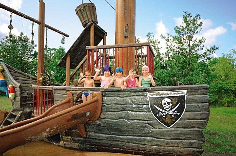 Seepark Sellin Ferienwohnungen Sport und Freizeit