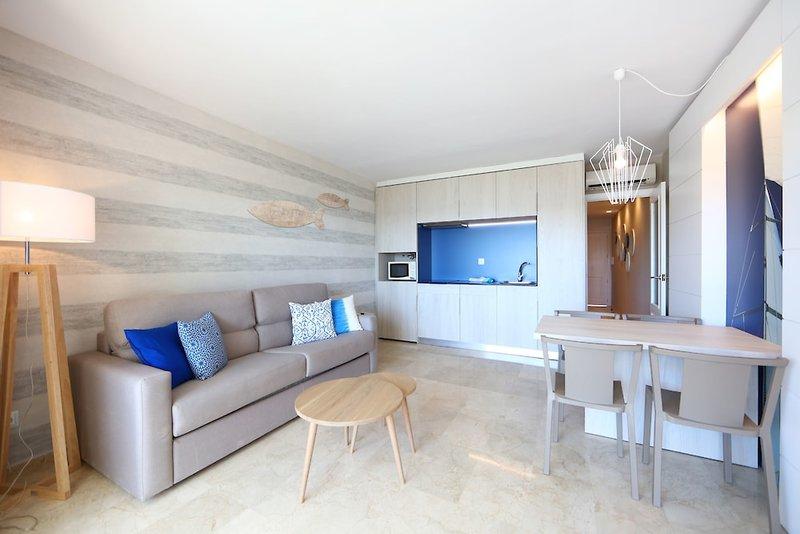 Son Caliu Playa Apartamentos Wohnbeispiel