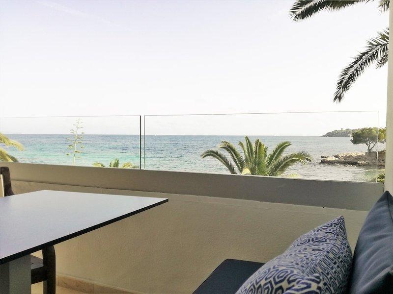 Son Caliu Playa Apartamentos Terrasse