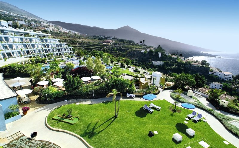 La Quinta Park Suites & Spa Außenaufnahme