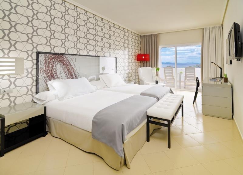 H10 Timanfaya Palace - Erwachsenenhotel Wohnbeispiel