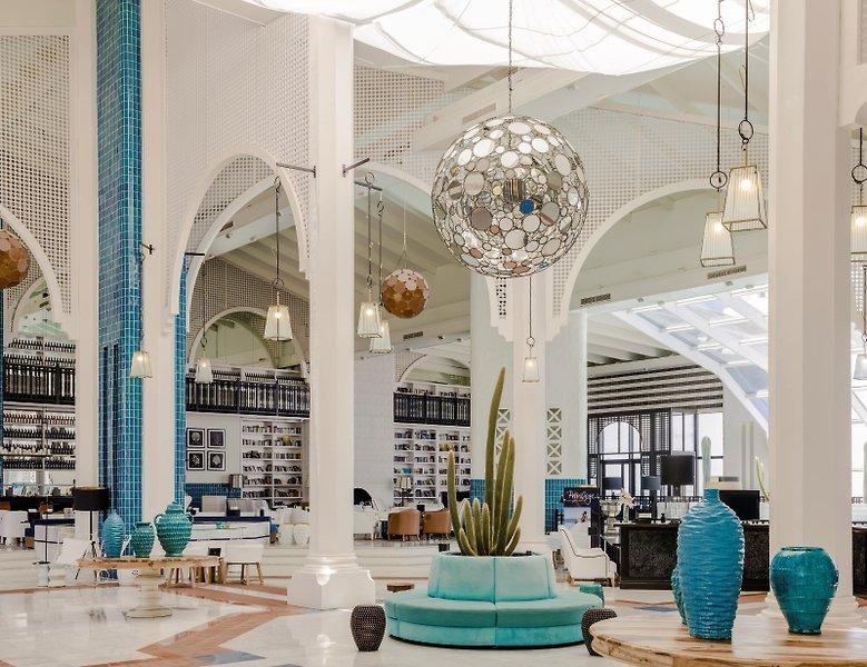 H10 Timanfaya Palace - Erwachsenenhotel Lounge/Empfang