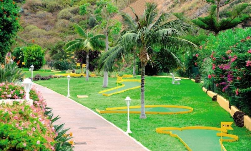 La Quinta Park Suites & Spa Garten
