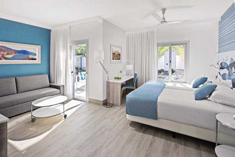 Elba Lanzarote Royal Village Resort Wohnbeispiel