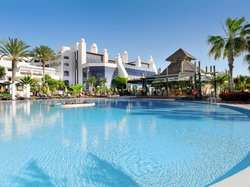 H10 Timanfaya Palace - Erwachsenenhotel Pool