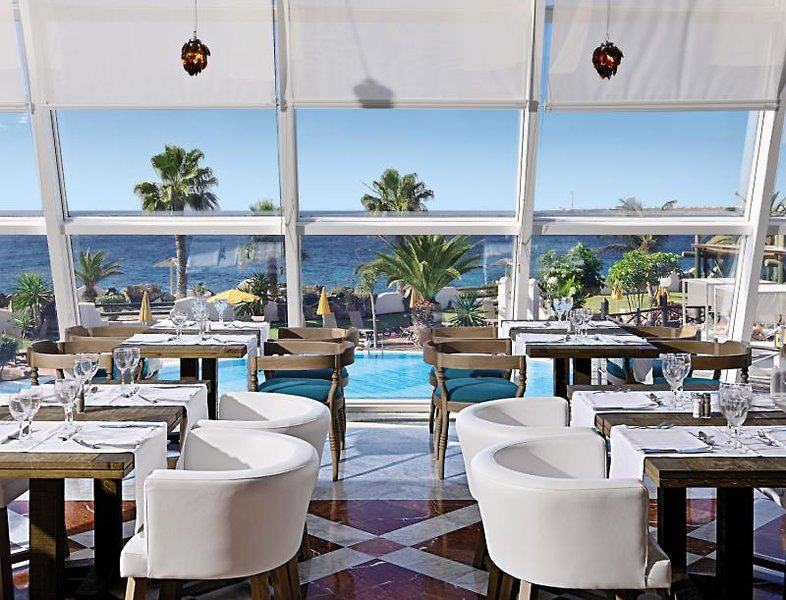 H10 Timanfaya Palace - Erwachsenenhotel Restaurant
