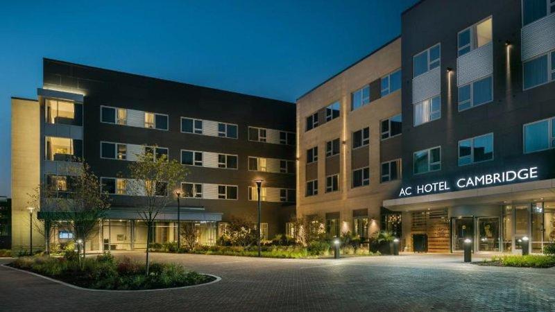 AC Hotel by Marriott Boston Cambridge Außenaufnahme