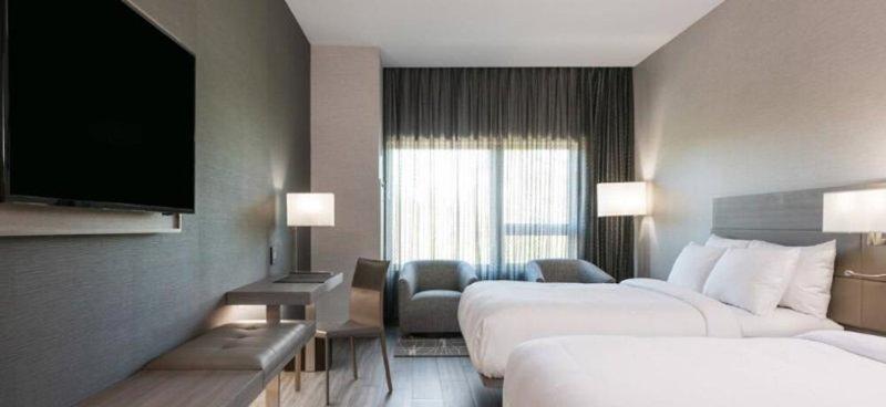 AC Hotel by Marriott Boston Cambridge Wohnbeispiel