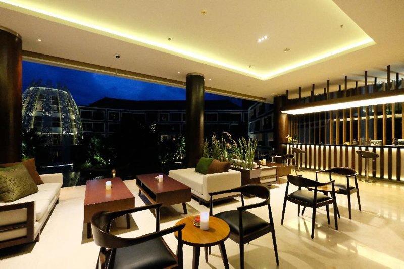 Golden Tulip Jineng Resort Bali Lounge/Empfang